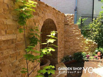 秘密の小庭。