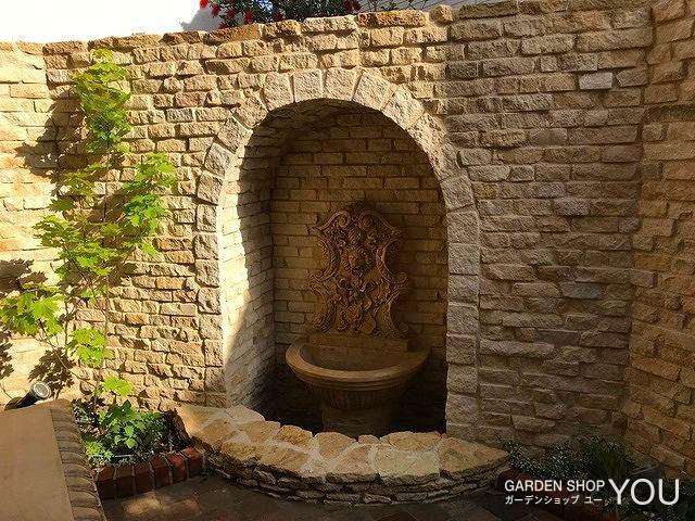 聖なる泉?